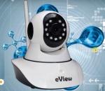 Camera IP hồng ngoại không dây eView MRBN10-W